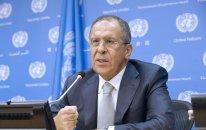 """Lavrov:    """"Rusiya-Gürcüstan əlaqələri bərpa olunacaq"""""""