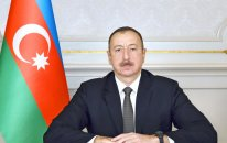 Prezident İlham Əliyev Volodimir Zelenskiyə başsağlığı məktubu göndərib