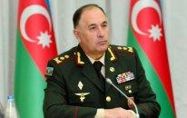 Cəbrayılda şanlı bayrağımızı general Kərim Vəliyev dalğalandırıb