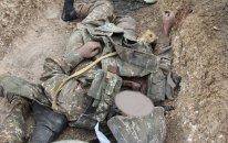 Hərbi hissə komandiri də daxil olmaqla Ermənistanın daha 4 zabiti məhv edildi