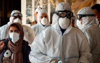 Rusiyada bir gündə 507 nəfər pandemiyanın qurbanı olub