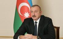 Prezident Ağdamdan vaxtında çıxa bilməyən ermənilərdən danışdı
