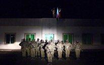 İşğaldan azad olunan Laçın rayonunda Azərbaycan bayrağı qaldırılıb  — VİDEO