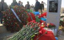 General-mayor Polad Həşimovun xatirəsi yad edilib