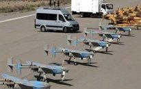 İran Silahlı Qüvvələri ilk dəfə pilotsuz aparatların təlimini keçirir