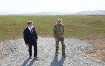 100 min hektar torpaq sahəsi su ilə təmin olunacaq - Prezidentdən tapşırıq