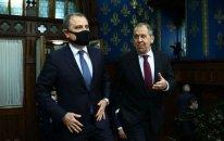 Ceyhun Bayramovla Lavrov arasında telefon danışığı oldu