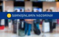 AZAL Bakı-Moskva reyslərinin sərnişinlərinə müraciət edib