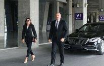 Prezident bir sıra açılışlar etdi - FOTOLAR/VİDEO (Yenilənib)