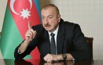 """""""Minalanmış ərazilərin xəritələri Azərbaycana təqdim edilməsə..."""" - İlham Əliyev şərt qoydu"""