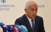 Hüseyn Paşayev YAP-dakı vəzifəsindən çıxarıldı