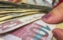 Azərbaycanda maaşların orta aylıq miqdarı açıqlandı