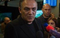 Ermənistanın keçmiş naziri aeroportda saxlanıldı