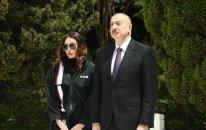 Prezident və birinci xanım Aleksandr İşeinin vəfatı ilə əlaqədar nekroloq imzaladı