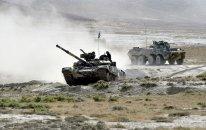 Azərbaycan və Türkiyə ordularının birgə təlimləri davam edir (VİDEO)