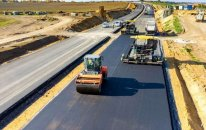 Yol tikintisinə 2,1 milyon manat ayrıldı (SƏRƏNCAM)