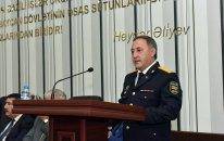 Əkbər İsmayılova general-mayor rütbəsi verildi