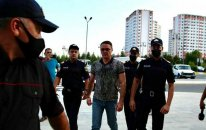 Eldəniz Səlimov Kürdəxanı təcridxanasına yerləşdirildi