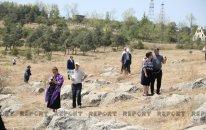 Şuşalılar Cıdır düzündə (FOTO)