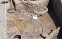 Lələtəpə neolit dövrü yaşayış yerində yeni tapıntılar aşkarlandı - FOTOLAR