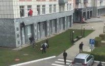 Rusiyada universitetə silahlı basqın nəticəsində ölənlərin sayı 8-ə çatdı