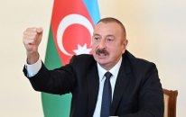 İlham Əliyev: Azərbaycan xalqı müzəffər xalq kimi yaşayır