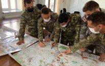 Azərbaycan, Türkiyə və Gürcüstan birgə təlimləri davam edir (FOTOLAR)
