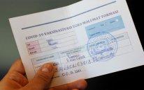COVID-19 pasportu olmayanlar üçün daha bir qadağa qüvvəyə mindi