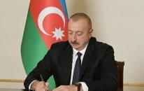 İlham Əliyev xüsusi təyinatlılarla bağlı qanunu imzaladı