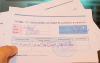 Saxta COVID-19 pasportuna görə vəzifəli şəxslərə cinayət işi açıldı