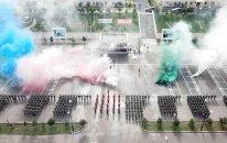 Ordumuzun Türkiyə Ordusu ilə uyğunlaşdırılması istiqamətində növbəti addım atıldı (FOTOLAR)