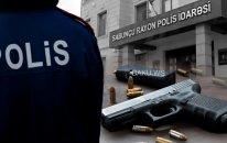 Bakıda polis işlədiyi idarədən silahı niyə oğrulayıb? (TƏFƏRRÜAT)