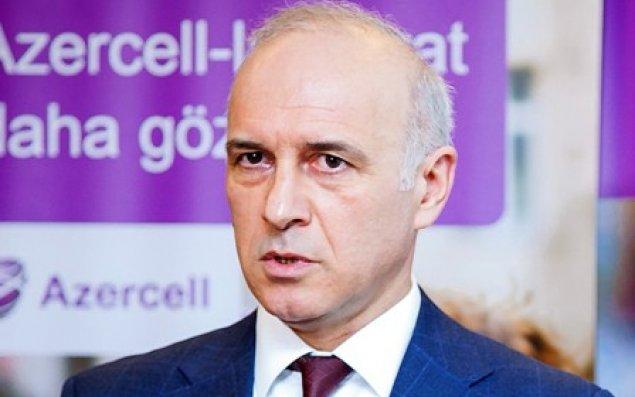"""Azercell-in prezidenti: """"Space TV-nin adını mən qoymuşam"""""""