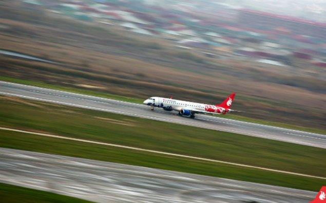 """""""Buta Airways""""in təyyarəsi Ankaraya məcburi eniş edib"""