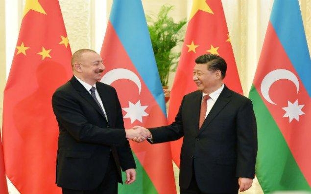 """Si Cinpin: """"Çin Azərbaycanın ərazi bütövlüyünü dəstəkləyir"""""""