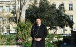 """İlham Əliyev Saatlıda """"Sarıcalar"""" yarımstansiyasının açılışında iştirak edib - YENİLƏNİB"""