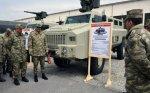 Azərbaycan-Türkiyə birgə təlimlərində istifadə ediləcək silahlar nümayiş olundu - FOTO