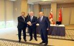 Azərbaycan, Gürcüstan və Türkiyə müdafiə nazirlərinin üçtərəfli görüşü başa çatıb