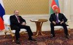 İyunda İlham Əliyevlə Putinin görüşü gözlənilir