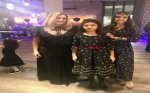 Leyla Əliyeva Zülfiyyə Xanbabayevanın ad günündə - Fotolar