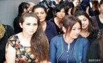 4 saylı cəzaçəkmə müəssisəsindən 8 qadın azadlığa buraxıldı – FOTOLAR