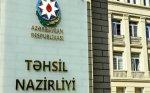Təhsil Nazirliyinə yeni Aparat rəhbəri təyin edildi