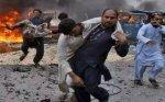 Pakistanda 2 mitinqdə törədilən partlayışlarda ölənlərin sayı 132 nəfərə çatıb
