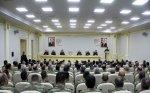 Müdafiə Nazirliyində geniş kollegiya iclası keçirildi – FOTO