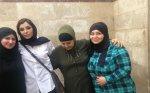 Mehriban Əliyeva və qızı Leyla Əliyeva Bakıda Pir Həsən ziyarətgahını ziyarət edib
