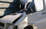 Neftçalada mikroavtobus yük maşınına çırpılıb, 4 nəfər ölüb – FOTO