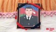 Azərbaycan Silahlı Qüvvələrinin şəhid olan hərbçisi Goranboyda dəfn edilib