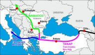 """""""TANAP layihəsi üzrə boruların qaynaq işlərinə iyulda başlanılması planlaşdırılır""""   SOCAR prezidenti"""
