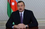 İlham Əliyev Belarusun səfirini qəbul etdi