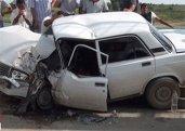Zaqatalada yol qəzası:   4 yaralı